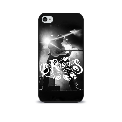 Чехол для Apple iPhone 4/4S soft-touch
