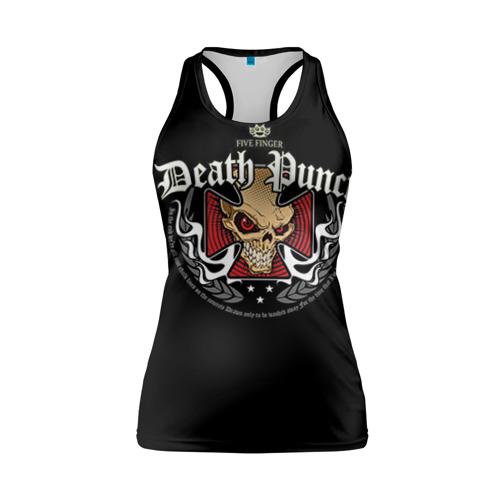 Женская майка 3D спортивная Five Finger Death Punch 2
