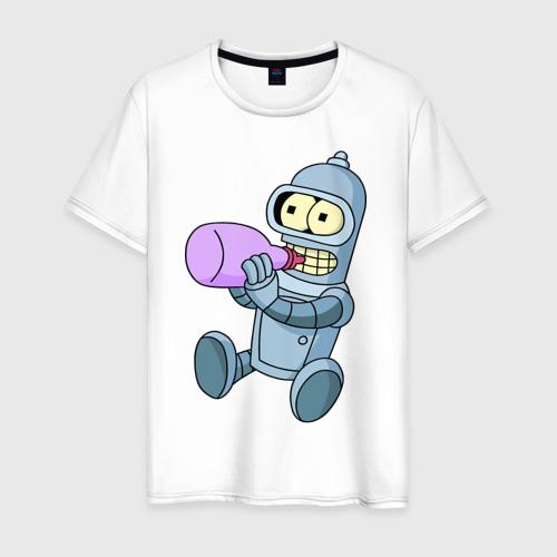 Мужская футболка хлопок Lil Bender
