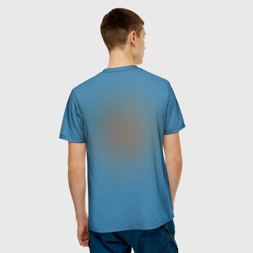 Мужская футболка 3D  Фото 02, Planet