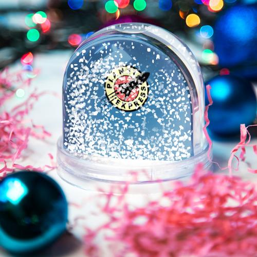 Водяной шар со снегом  Фото 04, Planet