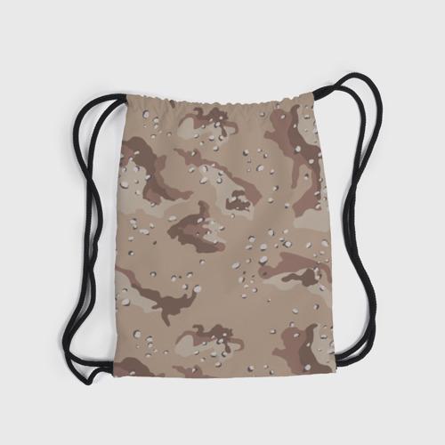 Рюкзак-мешок 3D  Фото 04, Камуфляж пустынный 6ти цветный