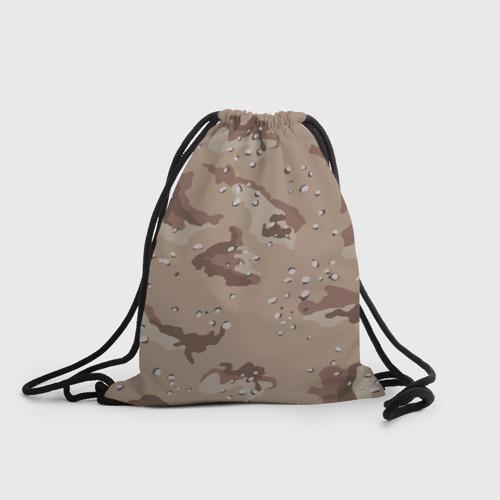 Рюкзак-мешок 3D  Фото 01, Камуфляж пустынный 6ти цветный