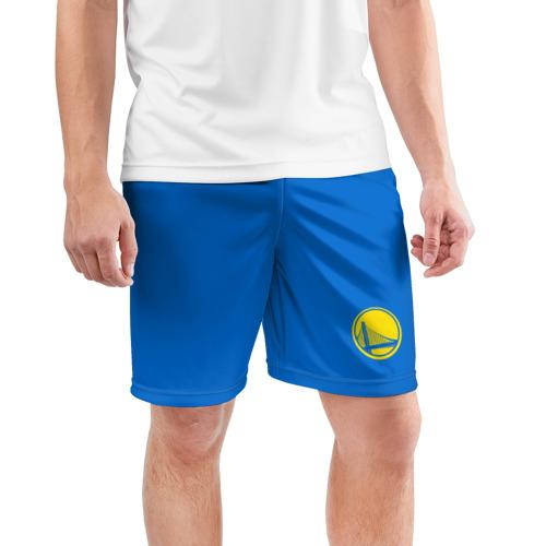 Мужские шорты 3D спортивные  Фото 03, Golden State Warriors 10