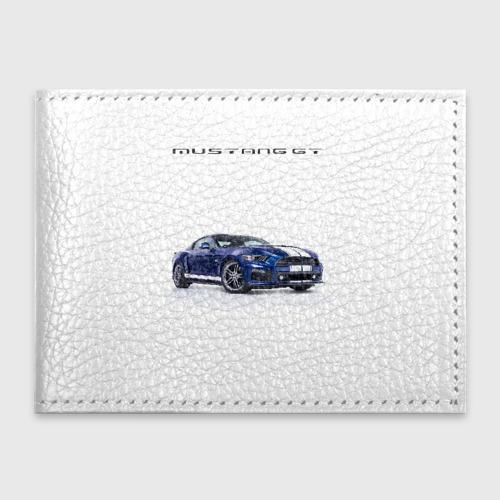 Обложка для студенческого билета  Фото 01, Ford Mustang GT 3