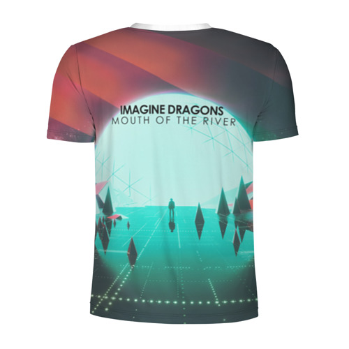 Мужская футболка 3D спортивная  Фото 02, Imagine Dragons
