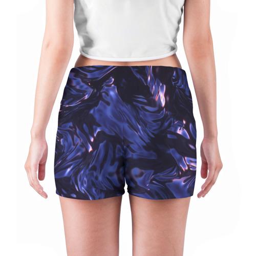 Женские шорты 3D  Фото 04, Нефть