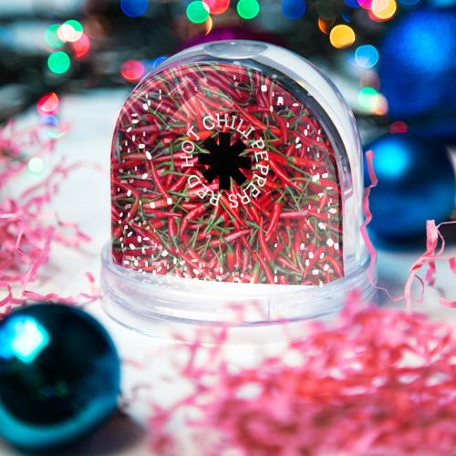 Водяной шар со снегом  Фото 03, Red Hot Chili Peppers