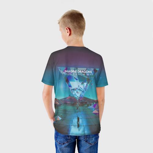 Детская футболка 3D  Фото 02, Imagine Dragons