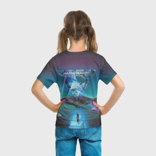 Детская футболка 3D  Фото 04, Imagine Dragons