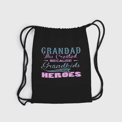 Рюкзак-мешок 3D  Фото 04, Grandad