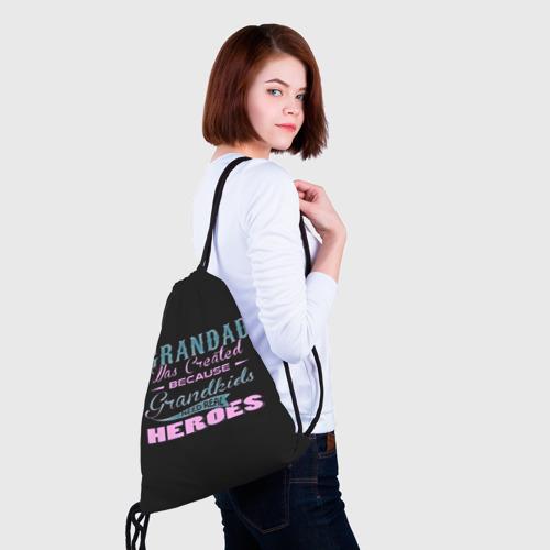 Рюкзак-мешок 3D  Фото 02, Grandad