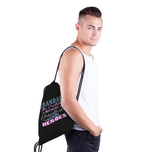 Рюкзак-мешок 3D  Фото 03, Grandad