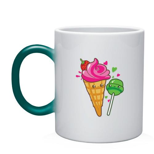 icecream and lollipop