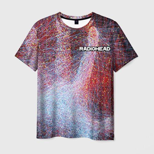 Мужская футболка 3D Radiohead 3 Фото 01