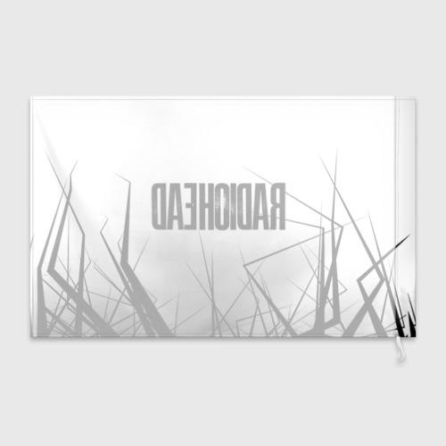 Флаг 3D Radiohead 5 Фото 01