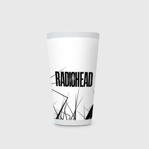 Кружка Латте Radiohead 5 Фото 01