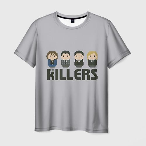 Мужская футболка 3D  Фото 03, The Killers 3