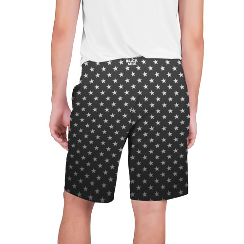 Мужские шорты 3D  Фото 02, Black Milk Stars Black