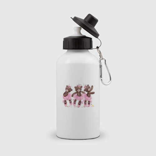 Бутылка спортивная Балерины