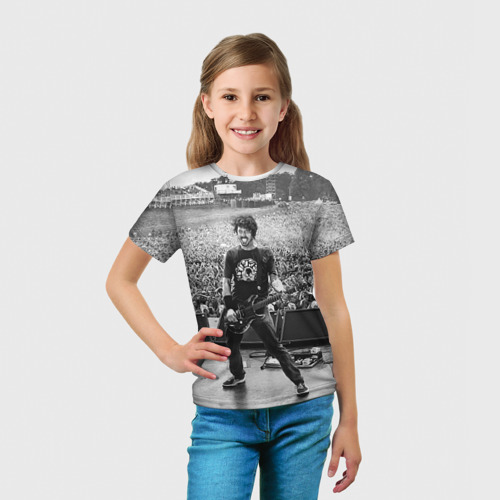 Детская футболка 3D  Фото 03, Foo Fighters 2