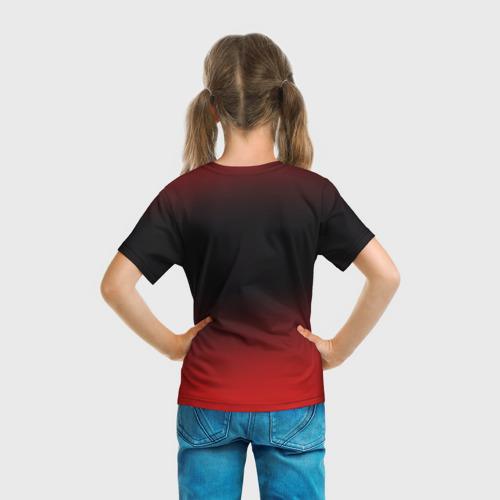 Детская футболка 3D  Фото 04, Foo Fighters