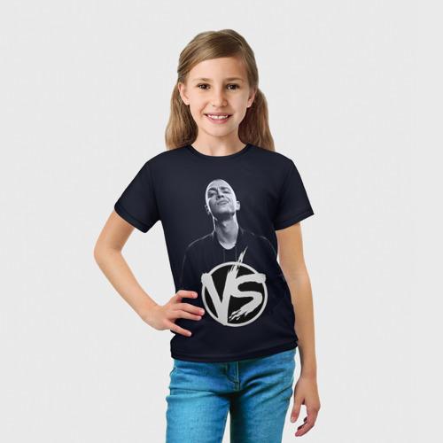 Детская футболка 3D Versus battle 7 Фото 01
