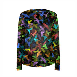 Разноцветные птички