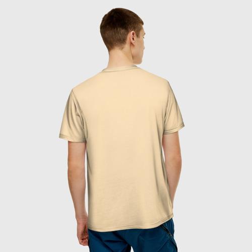 Мужская футболка 3D  Фото 02, Пес-акула