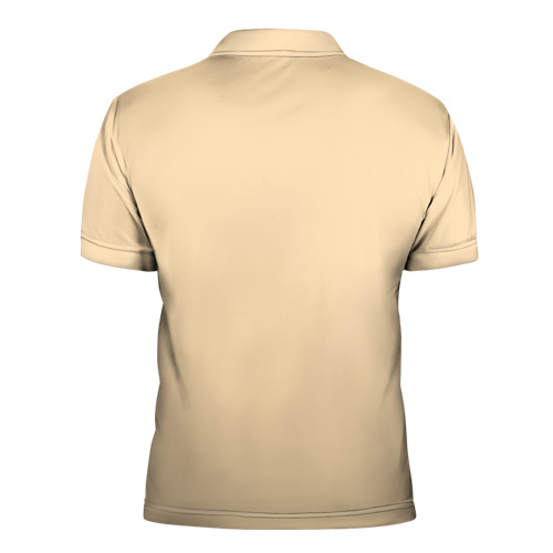 Мужская рубашка поло 3D  Фото 02, Пес-акула
