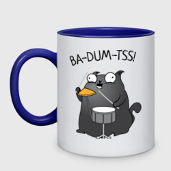 BA-DUM-TSS