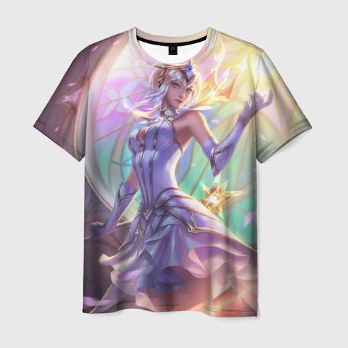 Мужская футболка 3D  Фото 01, Light
