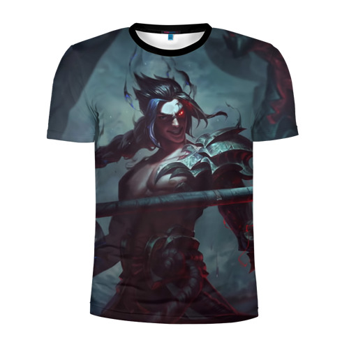 Мужская футболка 3D спортивная  Фото 01, Metal