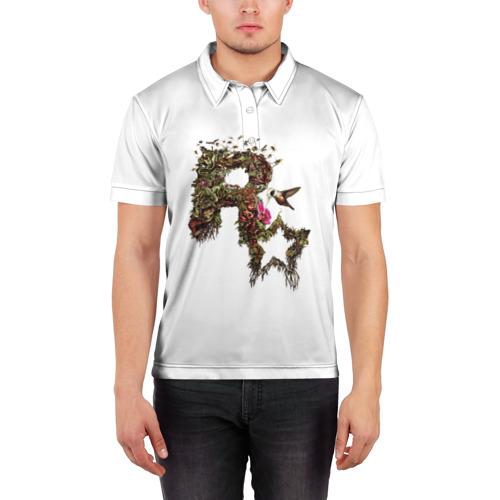 Мужская рубашка поло 3D  Фото 03, Rockstar Decay