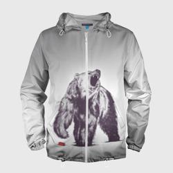 Медведь наступил на лего