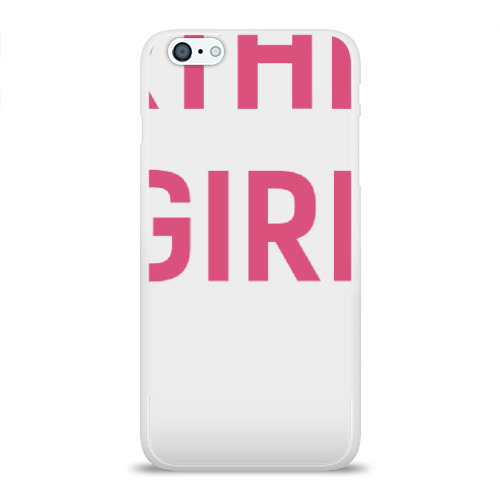 Чехол для Apple iPhone 6Plus/6SPlus силиконовый глянцевый  Фото 01, Birthday Girl
