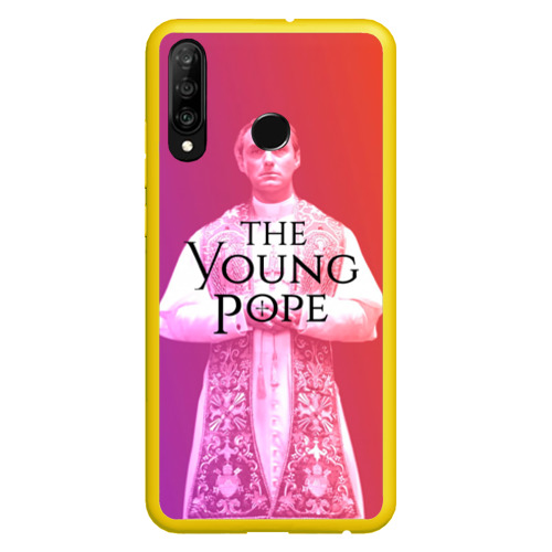 Чехол для Honor P30 Lite The Young Pope Фото 01