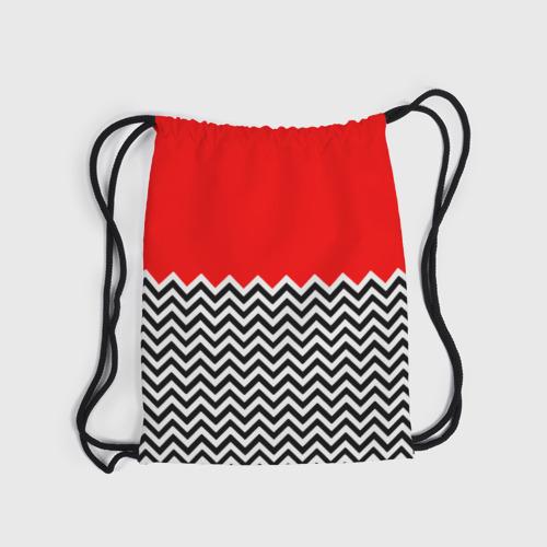 Рюкзак-мешок 3D  Фото 04, Твин Пикс