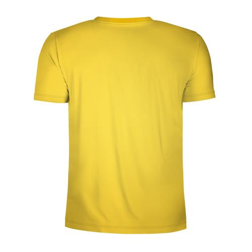 Мужская футболка 3D спортивная  Фото 02, Улыбайся