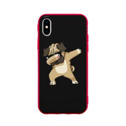 Dog dab