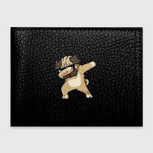 Обложка для студенческого билета Dog dab Фото 01