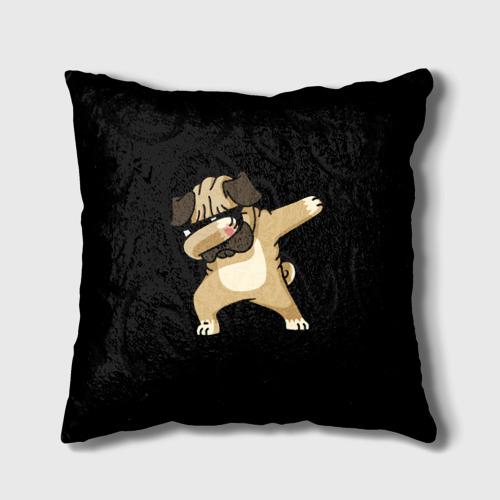 Подушка 3D Dog dab Фото 01