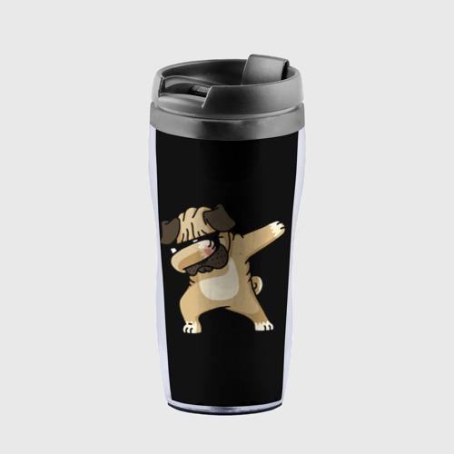 Термокружка-непроливайка Dog dab Фото 01
