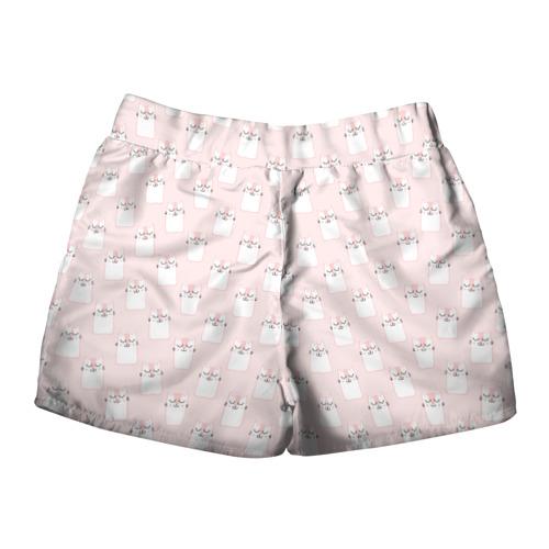 Женские шорты 3D  Фото 02, Котики