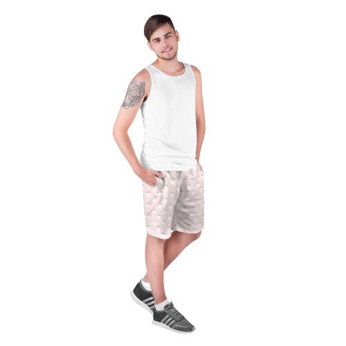 Мужские шорты 3D  Фото 03, Котики