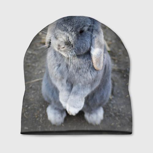 Шапка 3D  Фото 01, Кролик