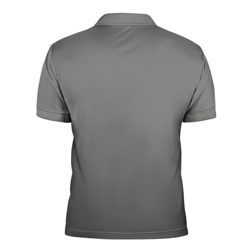 Мужская рубашка поло 3D  Фото 02, Кролик