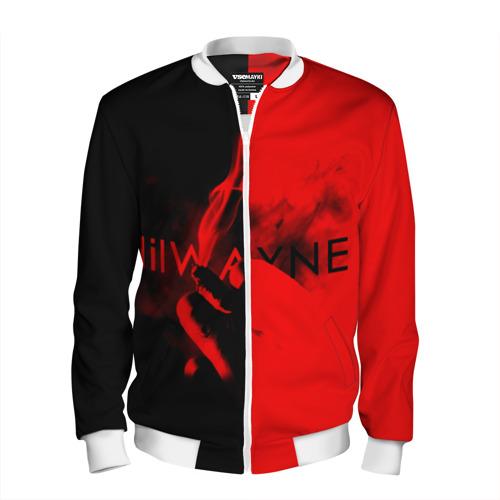 Мужской бомбер 3D  Фото 01, Lil Wayne 4