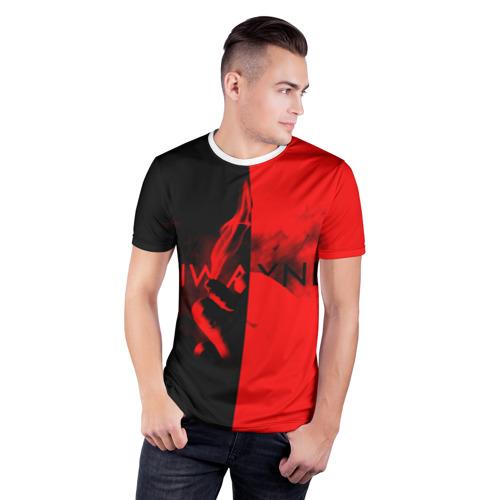 Мужская футболка 3D спортивная  Фото 03, Lil Wayne 4