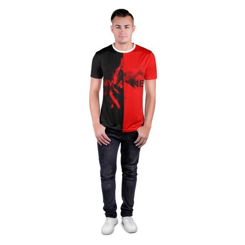 Мужская футболка 3D спортивная  Фото 04, Lil Wayne 4